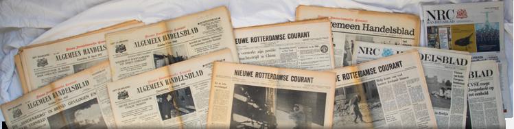 Nrc Handelsblad Oude Originele Kranten Nrc Archief